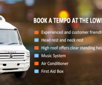 Tempo Traveller rental in bangalore Cabsrentals.in
