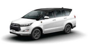 toyota innova crysta car rental