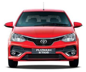 India's Leading Airport Taxi and Outstation Cabs Services,Toyota Platinum Etios car rental in Cabsrental.in