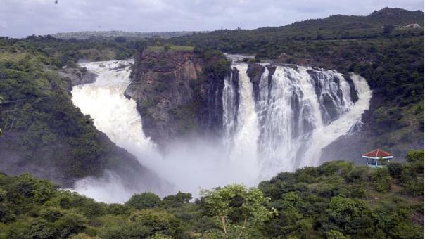 Shivanasamudra Water Falls, Talakadu