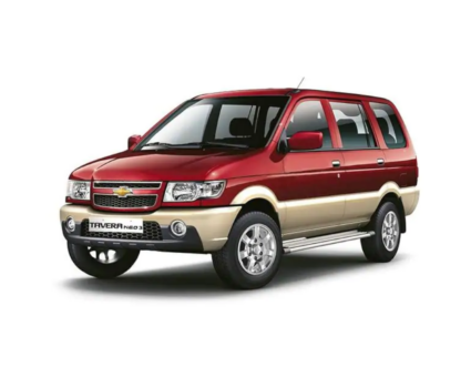 Chevrolet Tavera Cabs at Lowest Fares -  Cabsrental.in Car rentals