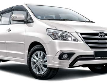 Innova for rent with Driver in Bangalore.cabsrental.in