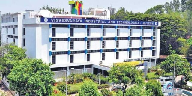 Visvesvaraya industrial & technological museum, Sightseeing cabs in Bangalore,Citylinecabs.com,cabsrental.in