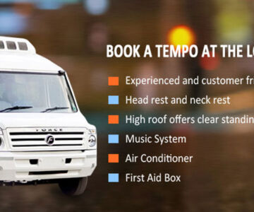 Tempo Traveller rent in Bangalore for outstation,Cabsrental.in