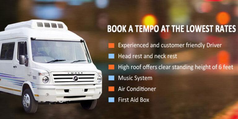 BOOK Tempo traveller rental Bangaluru - [ Upto 70% Off ]