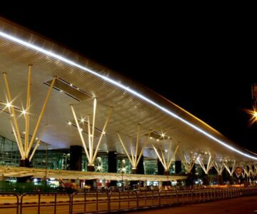 Tempo traveller airport drop bangalore Starting at 1499 INR | Cityline Cabs