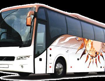 AC 40 Seater Bus Rentals Service in Bengaluru ,Cabsrental.in