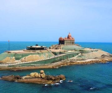 Bangalore to Kanyakumari Temple (2N3D).cabsrental.in