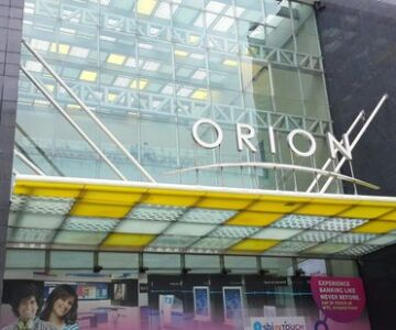 Car Rental Service in Orion Mall.Cabsrental.in