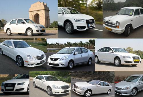 Car Rental Service in PES University