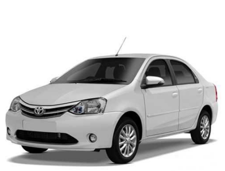 Etios car rental service in Bangalore,Cabsrental.in