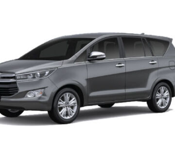 Innova Crysta Car Rental with Driver in Ahmedabad ,Cabsrental.in