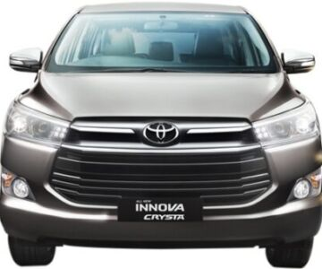Innova Crysta Car Rental with Driver in Pune,Cabsrental.in