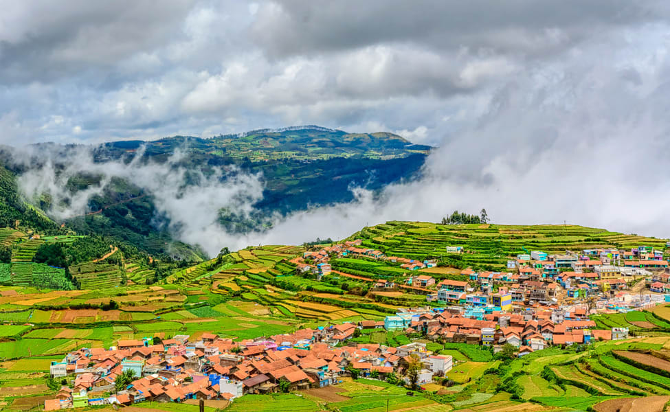 Ooty Tour Packages from Bangalore.Cabsrental.in