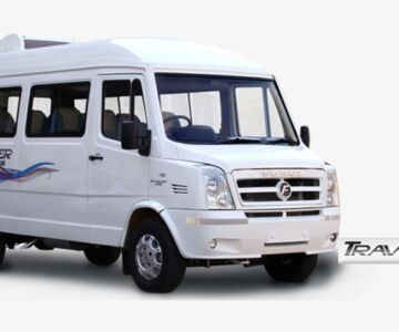 Tempo Traveller 12 seater Price in Bangalore,Cabsrental.in