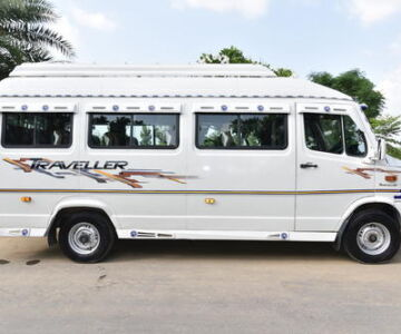 Tempo Traveller For Rental in Bengaluru.Cabsrental.in