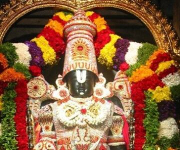 Tirupati Package 2D 1N. Cabsrental.in