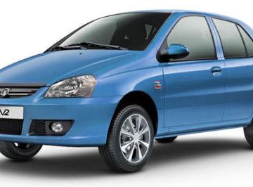 Tata Indica v2 Car Hire.cabsrental.in