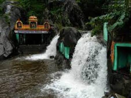 Kalhatti Falls, Chikmagalur City Darshan Cab.cabsrental.in