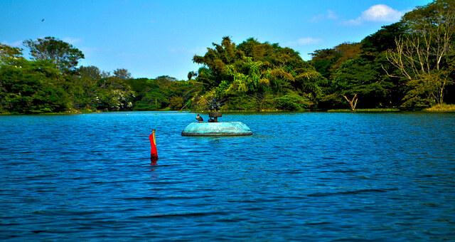 Karanji Lake.Mysore City darshan Cab,cabsrental.in