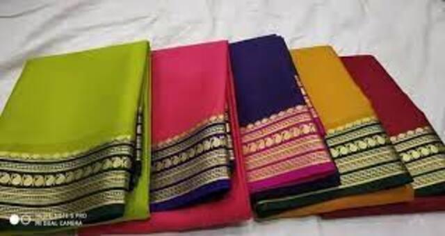 Silk Sarees.Mysore City darshan Cab,cabsrental.in