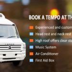 Tempo Traveller for Rental.cabsrental.in