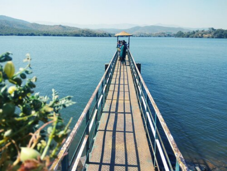ayyanakere Lake, Chikmagalur City Darshan Cab.cabsrental.in