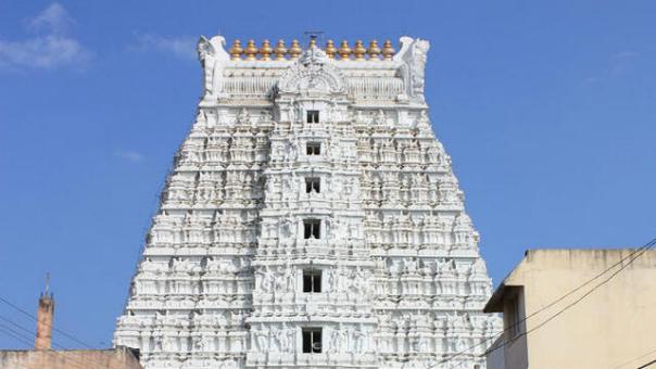 Govindarajan Sway Temple. Tirupati Darshan Cabs .cabsrental.in