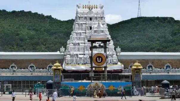Sri Venkateswara Swamy Vaari Temple.Tirupati Darshan Cabs.cabsrental.in