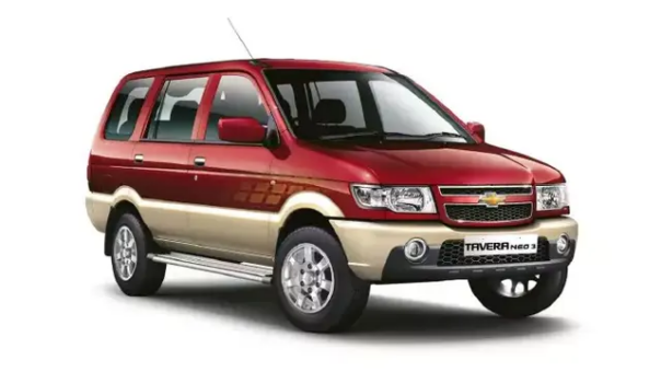 Tavera car for rent in Bangalore.cabsrental.in