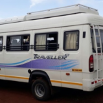 Tempo Traveller 12 Seater Rent Per Km in Bangalore.cabsrental.in