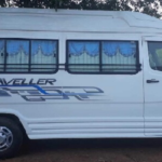 12 Seater Tempo Traveller For Rent in Bangalore.cabsrental.in