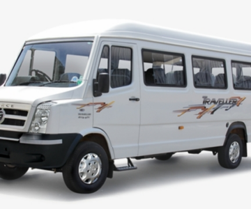 12 Seater Tempo Traveller Rental for Marriage Events in Bangalore.cabsrental.in