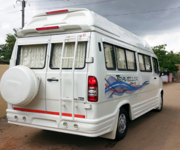 16 seater tempo traveller price in Bangalore.cabsrental.in