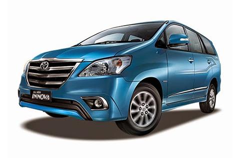 Book Innova car rental service in Bangalore.cabsrental.in