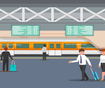 Book a Cab railway station Pickup & Drop services in Bangalore.cabsrental.in
