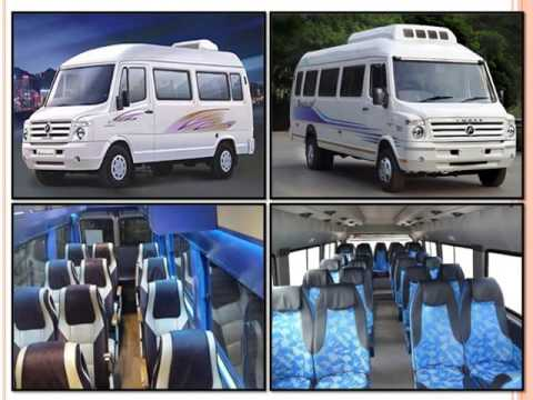 Force AC 12 seater tempo traveller on rent in Bangalore.cabsrental.in
