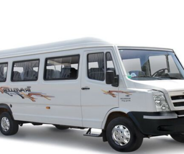 Tempo Traveller Hire for Outstation Bangalore.cabsrental.in