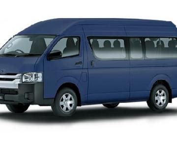 Toyota HiAce 10 Seater Wedding Car Rental in Bangalore.cabsrental.in