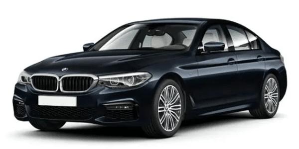 BMW 5 Series 520d Wedding Car Rental in Bangalore.cabsrental.in