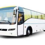 Bio Toilets 20 Seater Bus Rental in Bangalore.cabsrental.in