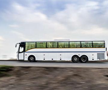 Bio Toilets 45 Seater Bus Rental in Bangalore.cabsrental.in