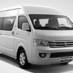 Foton 9+1 Seater Mini Coach Van Car Rental in Bangalore.cabsrental.in