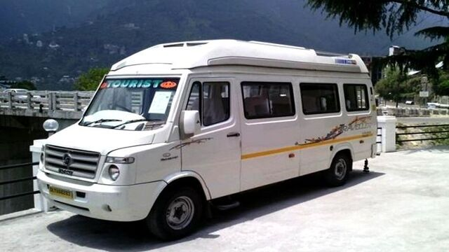 Hire Tempo Traveller for rent in Bangalore.cabsrental.in
