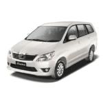 Innova 8 Seater car on rent @ 13 per km.cabsrental.in
