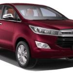 Innova Crysta per km price in Bangalore.cabsrental.in