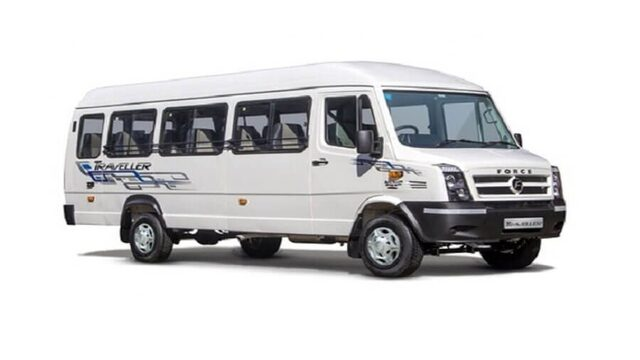 Tempo traveller for rental service in Bangalore.cabsrental.in